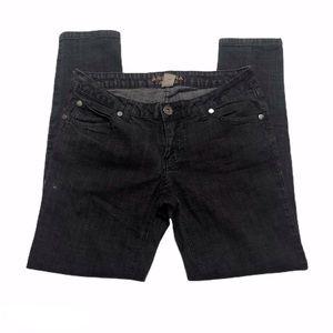 Arizona Black Skinny Jeans 0342